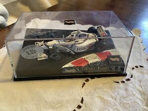 1/43 Stewart Grand Prix  Stewart Ford SF2 1998 Season R.Barrichello Limited Ed