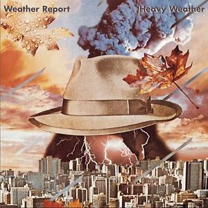 NEW CD Album Weather Report - Heavy Weather (Mini LP Style Card Case)