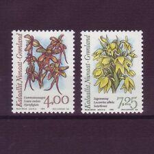 Echte postfrische Briefmarken aus Europa mit Blumen-Motiv