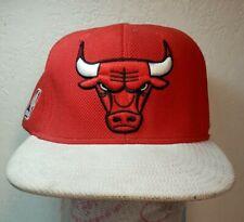 Chicago Bulls NBA Adidas Adjustable Cap Hat