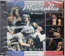 CD 12T LES MISERABLES PAR THE MUSICAL SINGERS & ORCHESTRA 2007 NEUF SCELLE
