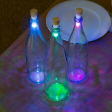 Colour Changing LED Rechargeable Cork Bottle Light Multi Colour USB Light UK