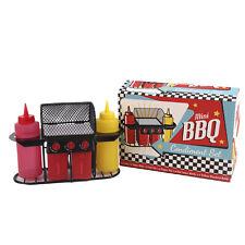 Mini BBQ Sauce Set