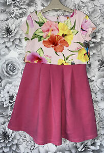 Girls Age 6-7 Years - Ted Baker Dress