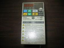 Omron 3G3MV-A2001 with 3G3MV-PDRT1-SINV Inverter Drive 200-230V 3PH 1.1 Amp