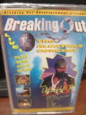 BREAKING OUT - THE ALCATRAZ CONCERT Usher, Da Beat, Missy Elliot SEALED NEW  k