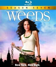 WEEDS SEASON 7 New Sealed Blu-ray