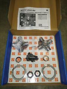 2010+ Dodge Ram 2500 3500 1555 C9.25 4X4 Front Axle U-Joint Kit AAM OEM