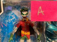 Robin Crow Figure LAUGH Head A - BAF Merciless - McFarlane DC Dark Nights Metal