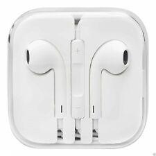 Auricular Para Apple iPhone 6/5/5S/5C Earpod Auriculares Manos Libres Con Micrófono.
