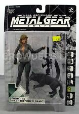 Metal Gear Solid Tactical Espionage Action SNIPER WOLF McFarlane 98 NIP Variant
