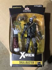 Marvel Legends X-Men Skullbuster Figure Caliban BAF Wave Reavers New
