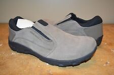 Merrell (Big) Kids Beige Suede Slip-on Shoes Size 5