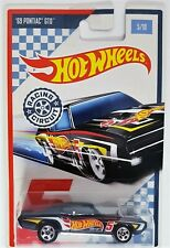 2018 Hot Wheels - Racing Circuit - '69 Pontiac GTO - Black - #5/10