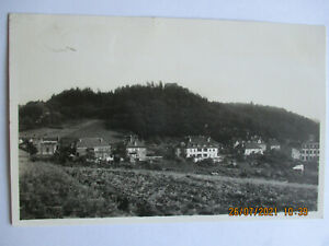 Saarbrücken Siedlung Am Kieselhumes mit Kaninchenberg Bahnpost n Saalfeld 1926