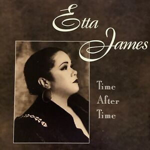 Time After Time by Etta James (CD, May-1995, Private Music)
