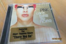 PINK - CAN'T TAKE ME HOME - 2000 CD.