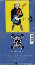 "JOHN 5 ""The Art Of Malice"" (CD Digipack) 2010 NEUF"