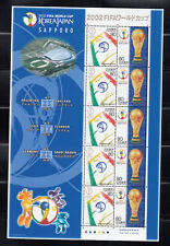 Japan stamps 2002 SC#2818-19  FIFA World Cup Korea Japan-SAPPORO, mint NH