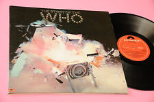 WHO 2LP THE STORY OF ORIG UK NM !! GATEFOLD + BOOKLET TOP RARE A-1/B-1 !!!!!!!!!