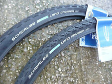 Pair Schwalbe Landcruiser  700x40c  Bicycle Bike Hybrid Cyclocross Tyre