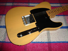 2016 Fender Custom Shop Designed Baja Telecaster  Blonde  w/Original Case