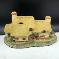 David Winter Cottage vintage figurine house Hine Britain Yeomans Farmhouse 1985