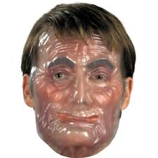 Transparent Old Man Mask Costume Accessory Teen Adult