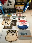 WYOMING US Route 30 Highway Shield Sign Road Car Auto Truck transportation Idaho