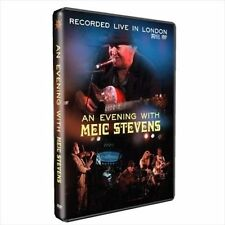 MEIC STEVENS - AN EVENING WITH MEIC STEVENS * NEW DVD