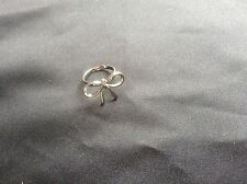 *SPECIAL OFFER- Vintage Style Silver Delicate Bow Ring*