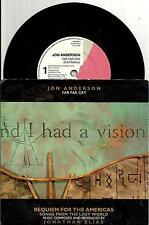 Jon Anderson (YES) p/s single - Far far Cry / Father & Son