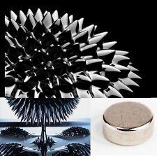 ferrofluid ferro fluid + 1 neodymium strong magnet free / magnetic fluid liquid