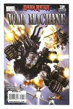 "WAR MACHINE 1 (NM) 2009 SERIES ""DARK REIGN""*"