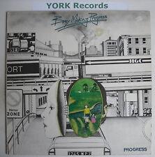 Progrès-BUSY MAKING PROGRESS-EX ARNAQUE LP record