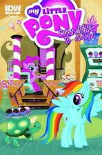 MY LITTLE PONY FRIENDSHIP IS MAGIC # 4 COVER B  - 1st PRINT   (2013)   (IDW)