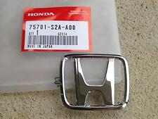 "New Genuine OEM Honda 00-01 S2000 AP1 or 98-00 Accord Rear ""H"" Emblem Badge S2A"