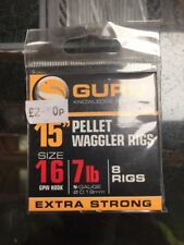 GURU 15 inch RIGS + BANDS SIZE 16 to 7b - GRR015