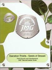 Junior Master Gardner: Operation Thistle: Seeds of Despair (2002, HB) 180404