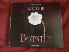 Beastly - Alex Flinn - moderne Die Schöne und das Biest Variante - Hörbuch 4 CDs
