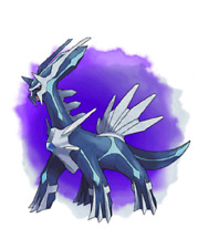 Ultra Pokemon Sun and Moon Dialga Hidden Ability Event 6IV-EV Trained