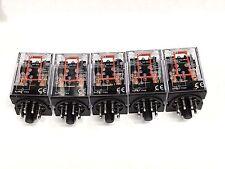 Relay OMRON MK2P-I MK2P AC 110V  8 Pin 10A 250VAC 5pcs