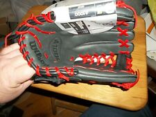 """New listing Wilson A1000 Outfield Model Glove 12.5"""" WTA10LB18kp92 Left Hand Throw KP92"""