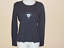 Tommy Hilfiger Jeans Search and Rescue Team T-Shirt long sleeve Womens Small