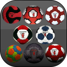 COLLECTION OF 8 PRO FOOTBAGS Hacky Sack sand, Pellets & Iron filled FOOTBAG !!