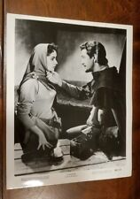Ivanhoe movie photo #1 (R62) - Robert Taylor, Elizabeth Taylor