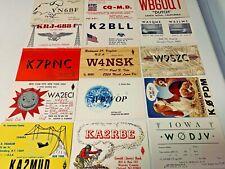 Vintage Ham Radio  Postcards  Lot  # 9