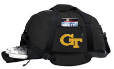 Georgia Tech Gym Bag Duffel Bag Separate Shoe Pocket!