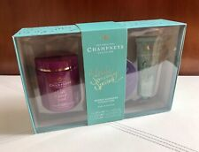 CHAMPNEYS 'Works Wonders' Collection Bath & Body Set-NEW in Box