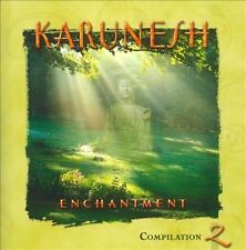 KARUNESH - ENCHANTMENT: COMPILATION 2 (NEW CD)
